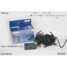 Serie 100 Miniluci ROSSA