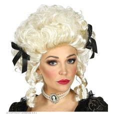 Parrucca Dama Avorio