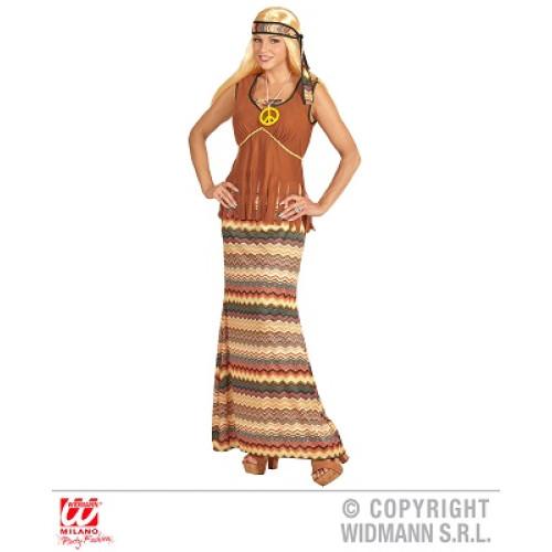 b9333e228f3a4 Costume HIPPIE - Tg M 44 46.