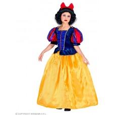 Costume BIANCANEVE - Tg S 5/7 anni 128 cm