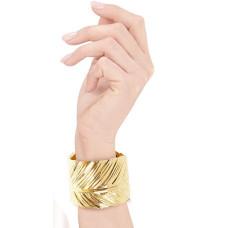 Bracciale Foglia Oro Egiziana,Greco,Romano