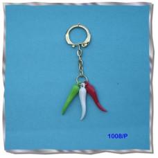 Corni Tricolore c/portachiave
