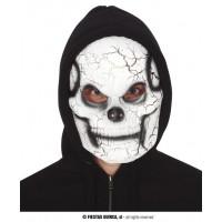 Maschera Teschio in plastica