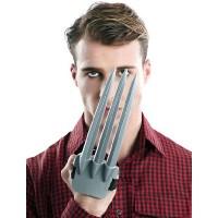 Unghie lunghe X-Man in plastica 26 cm