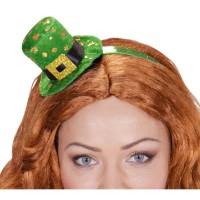 Mini Cappello c/cerchietto San Patrick