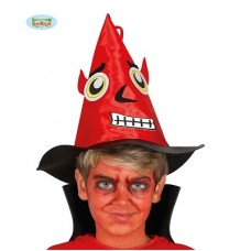 Cappello Diavolo Rosso Bambino