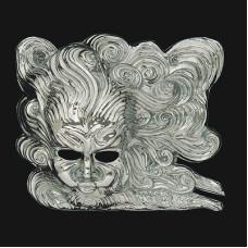 Maschera Inverno Argento