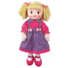 Bambola Pezza 50 cm - 4 col ass