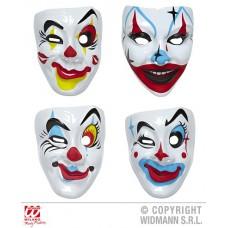 Maschera Clown mod ass
