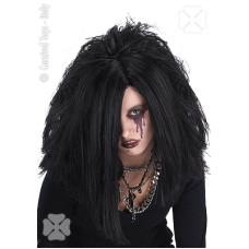 Parrucca Emo Nera