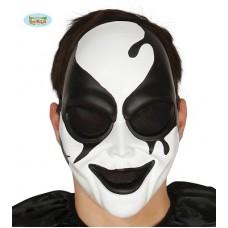Maschera Arlecchino Horror in pvc