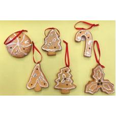 Appendino biscotto 6 mod in ceramica