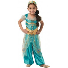 Costume JASMINE - Tg M 5/6 anni