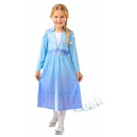 Costume ELSA Frozen 2 - Tg L 7/8 anni