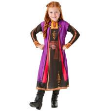 Costume ANNA Frozen 2 - Tg L 7/8 anni -128 cm
