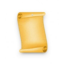 Pergamena neutra 6x8 cm