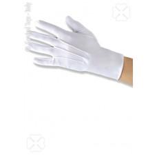 Guanti Bianchi Corti 24 cm