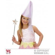 Cappello Fata ROSA in raso