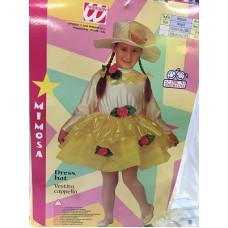 Costume MIMOSA - Tg 4/5 anni 116 cm