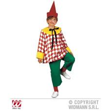 Costume PINOCCHIO - Tg M 8/10 anni 140 cm