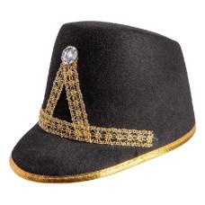 Cappello Majorette Nero in feltro