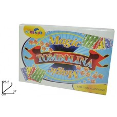 Tombola magica in scatola