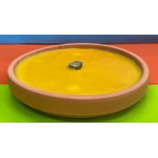 Candela Citronella Tonda gr 22 cm