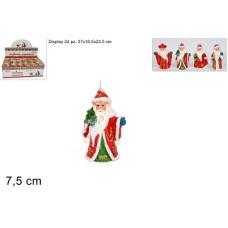 Candela Babbo Natale - 4 mod ass