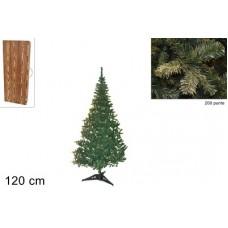 ALBERO di Natale 120 cm - 200 punte