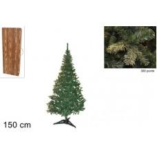 ALBERO di Natale 150 cm - 300 punte