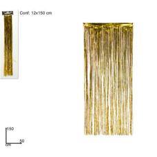Capelli d'angelo Oro 150x50 cm