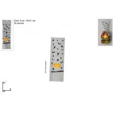 Cf. 6 Buste Portacaramelle Trasparenti c/stampa