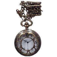 Collana Orologio da tasca Steampunk