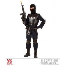 Costume AGENTE SWAT - Tg 14/16 anni 164 cm