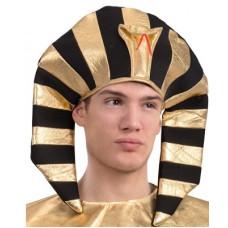 Copricapo Faraone in tessuto
