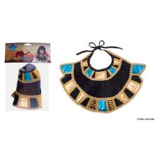Collare Egiziana in tessuto