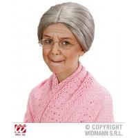 Parrucca Nonna Bambina