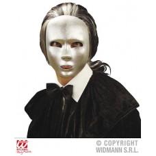 Maschera Argento in tessuto