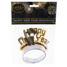 Cf. 2 Cerchietti ORO Happy New Year