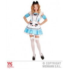 Costume ALICE - Tg XS 40/42