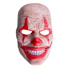 Maschera Clown c/mascella movibile