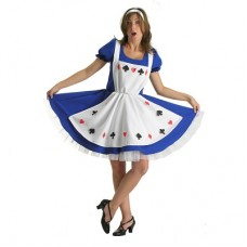 Costume ALICE - Tg L 46/48