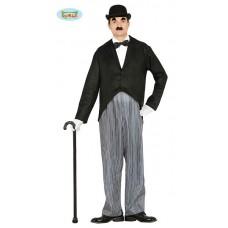 Costume ATTORE CHARLIE CHAPLIN - Tg L 52/54