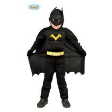Costume BATMAN - Tg 7/9 anni