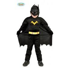 Costume BATMAN - Tg 3/4 anni