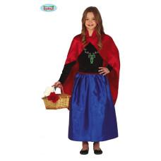 Costume ANNA Frozen - Tg 3/4 anni
