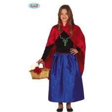 Costume ANNA Frozen - Tg 5/6 anni