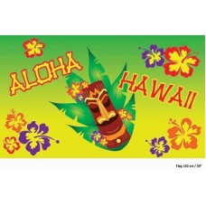 Bandiera 90x150 HAWAI