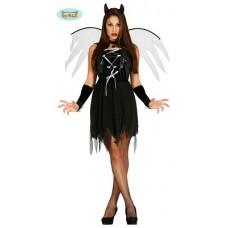 Costume ANGELO NERO - Tg L 38/40