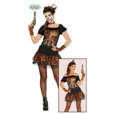 Costume SCHELETRO STEAMPUNK - Tg L